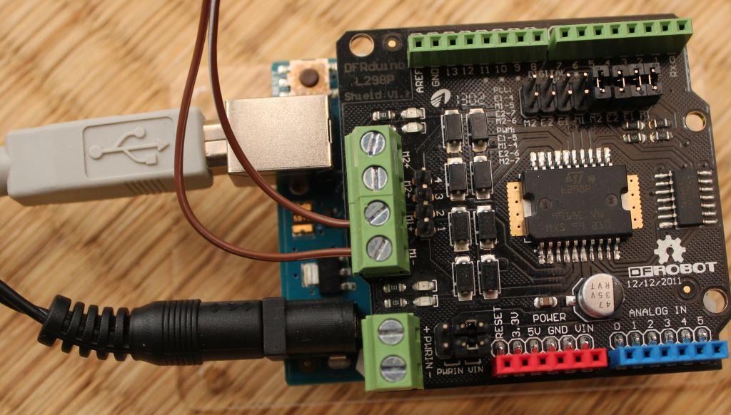 Desktop station prepare for analogdc